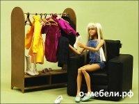 Кукольная мебель своими руками