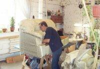 Обивка мебели своими руками